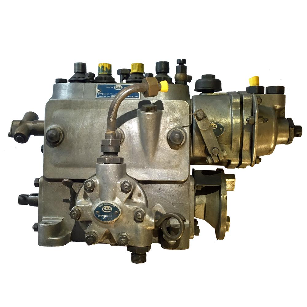 Bild på pump på hemsidan från H. Nygren Diesel Import AB